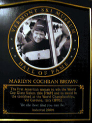 Marilyn Cochran Brown
